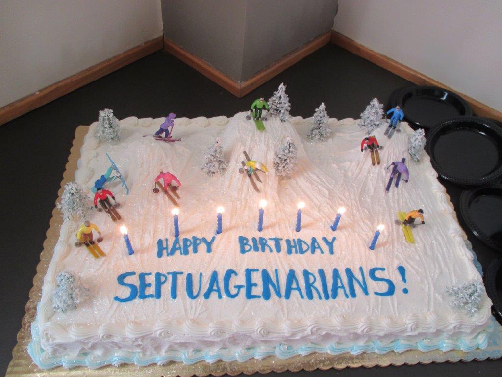 Septuagenarian Benefits Party Sugar Mountain Resort