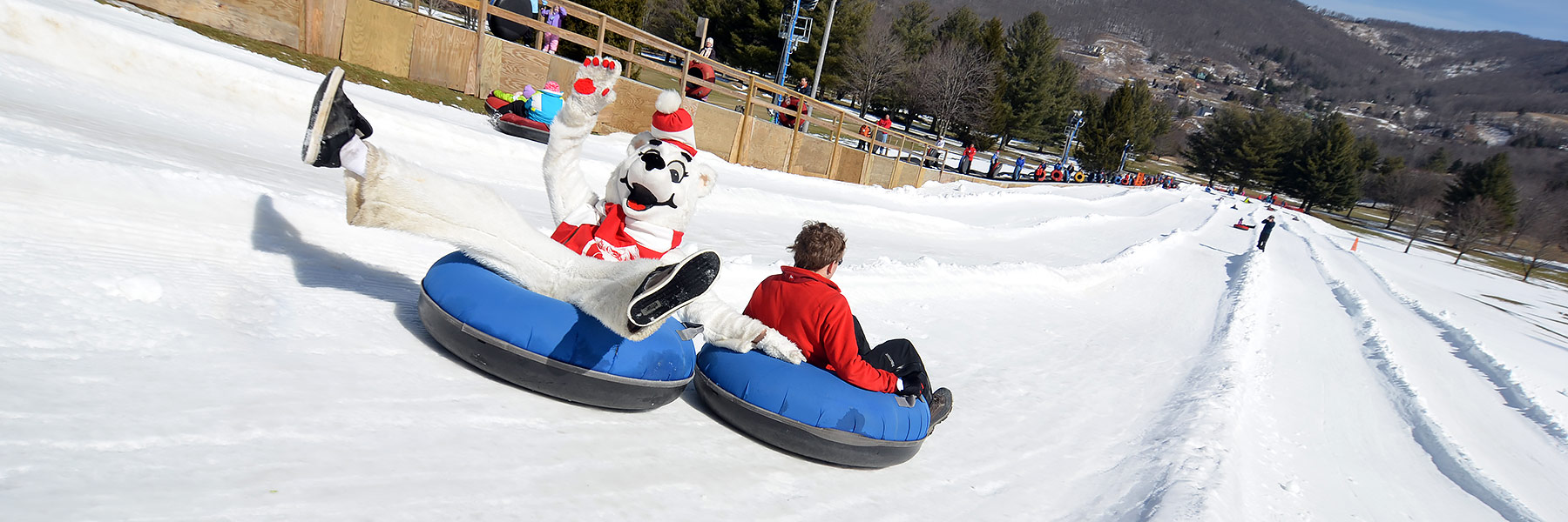 tubing - sugar mountain resort